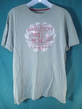 売切れ BANANA REPUBLIC プリントTシャツ L