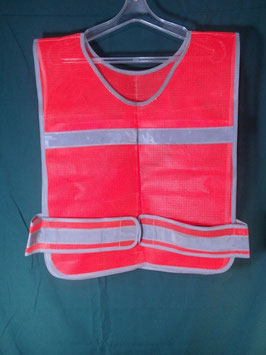 VEST,HIGH VISIBILITY ②
