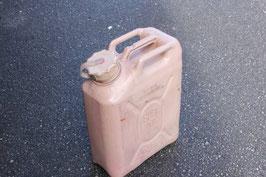 売切れ 米軍放出品 デザートカラー FUEL タンク