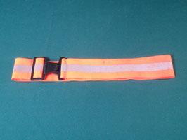 売切れ 反射ベルト オレンジカラー  中古品