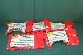 限定特価!! 沖縄米軍実物 H&H メディカル H型包帯 H-Bandage 5個セット