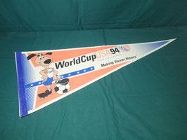 USA94 World Cup タペストリー中古