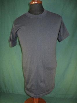 DUKE ブラックカラー半袖無地Tシャツ