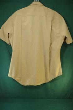 売切れ 半袖 カーキシャツ 17 中古品