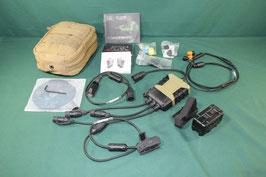 売切れ NAVY SEALS使用 SILYNX C4OPSタクティカルヘッドシステム