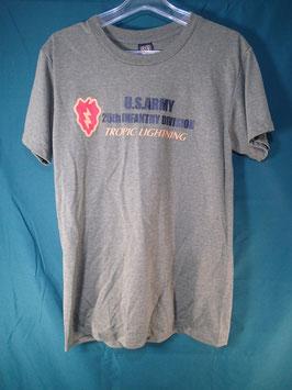 売切れ U.S.ARMY 半袖プリントTシャツ