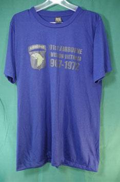売切れ 101st AIRBORNE プリントTシャツ L