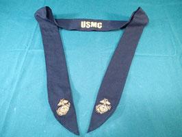 USMC刺繍入りスカーフ