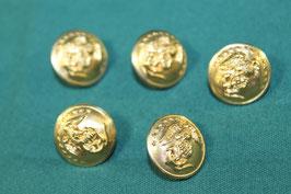 売切れ 海兵隊 ドレスジャケット用 ボタン 5個セット 良品