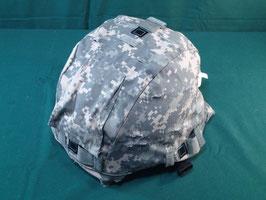 米軍放出品 ACUカラー ヘルメットカバー ACHヘルメット用 S/M L/XL