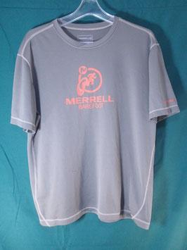 売切れ MERRELL プリントTシャツ L