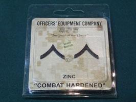 売切れ ピンバッジ USMC 一等兵 ブラック