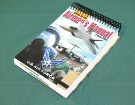 売切れ USAF Airman'sマニュアル 2004