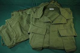 ジャングルファティーグジャケット、パンツセット 3rdタイプ レプリカ品 M-R