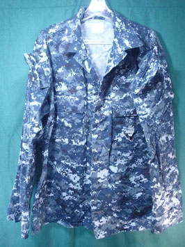U.S NAVY 海軍ジャケット L-R 難あり品