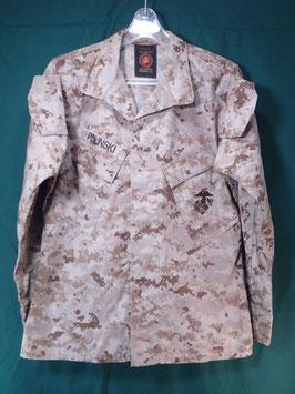 売切れ 米軍放出品 デザートピクセル ジャケット  32XSHT