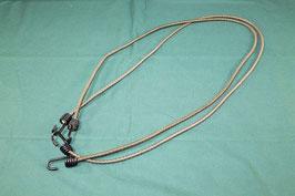 フック付き ラッシングロープ 約90cm 2本 良品