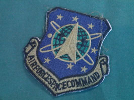 AIRFORCESSPACECOMMAND パッチ 中古品