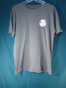 売切れ SOFFE 半袖プリントTシャツ M