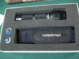 売切れ LUMENYTE LTC3 LEDライト 新品箱付き
