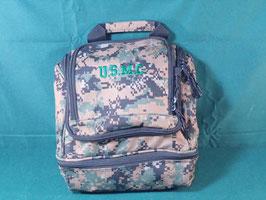 売切れ 海兵隊 USMC ODピクセル バッグ 良品