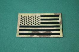 星条旗 IR フラッグパッチ マルチカムカラー