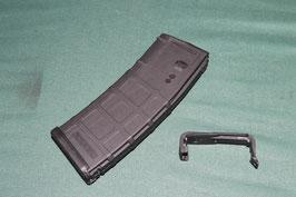 MAGPUL PMAG 5.56×45 30連マガジン ブラック  窓なし 未使用