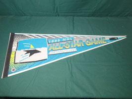 1995 NHL ALL-STAR GAME タペストリー