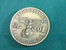 MARINE BARRACKS メダル