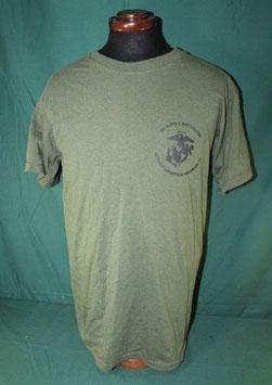 売切れ USMC MARINES 半袖プリントTシャツ M 良品
