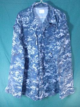 売切れ U.S.NAVY NWU 海軍ジャケット M-L