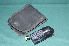 米軍放出品 PAQ-4C IR レーザーサイト ポーチ レイルマウント付き
