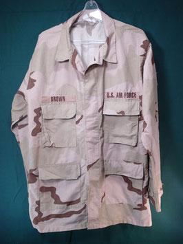 3Cデザート BDU ジャケット リップストップ L-XL 中古品