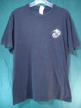 売切れ MARINE WITH A RIFLE プリントTシャツ Lサイズ