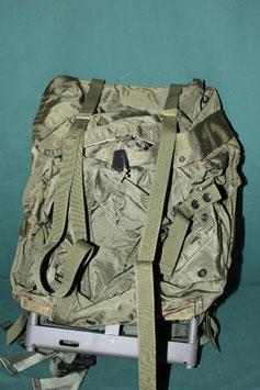 アリスパック ODバッグ フレーム ウェストベルト カモフラショルダーストラップ 付き 中古