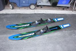 OBRIEN 162.5cm DUAL TUNNEL CELEBRITY 水上スキー板 中古
