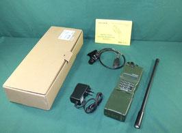売切れ レプリカ HARRIS PRC-152無線機&PTTスイッチ