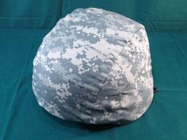 米軍放出品 ACUカラー ヘルメットカバー M/L