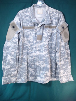 ARMY ACU コンバット ジャケット M-L 難あり品