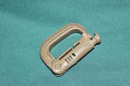 コヨーテカラー ITW プラスチック カラビナ グリムロック 1個 良品