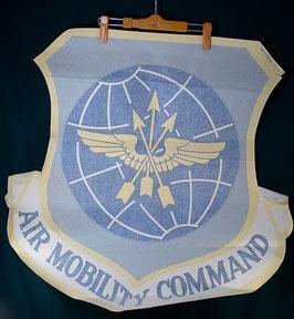 USAF 航空機動軍団   部隊章シール 中サイズ