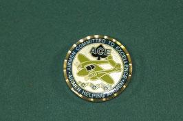 ACE KADENA AB JAPAN メダル