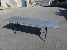売切れ Southern aluminum社製 アルミロングテーブル