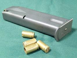 売切れ US製 9mm 15連マガジン 空薬莢5個付き