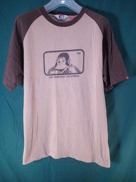 売切れ BEN DAVIS  プリントTシャツ M