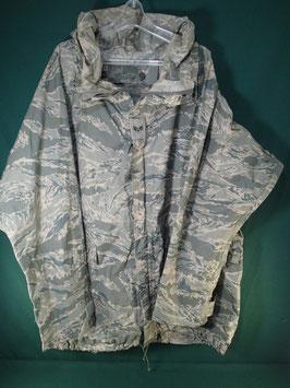 米軍放出品 USAF ABU IMPROVED PARKA レインパーカー