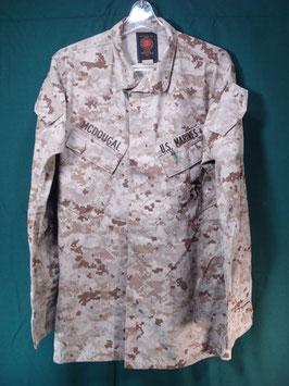 USMC 海兵隊 デザートピクセル ジャケット S-L