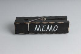 """Klammer """"Memo"""""""