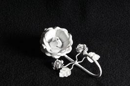 Wandhaken Rose