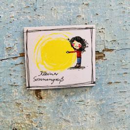 Sonnengruß Magnet